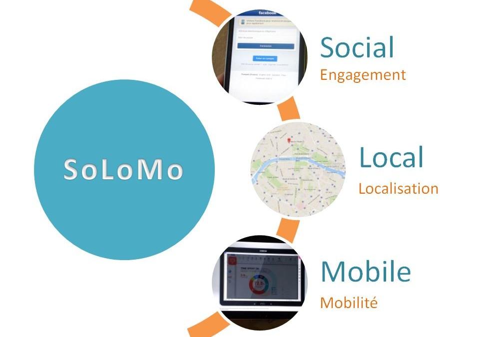 Qu'est-ce que le SoLoMo ?